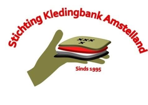 Oude logo Kledingbank Amstelland